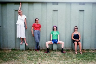 "Goat Girl release new single and video for ""Cracker Drool"""