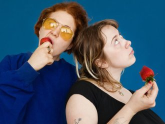 """""""Picturesong"""" by Girlpool is Northern Transmissions' 'Song of the Day'"""