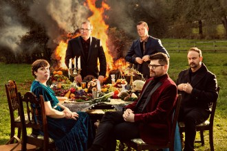 Colon Meloy of the Decemberists interview with Northern Transmissions