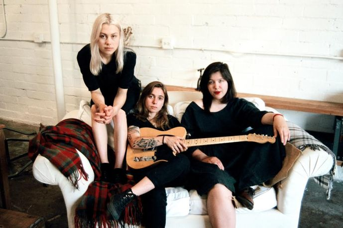 boygenius, comprised of Lucy Dacus, Phoebe Bridgers, and Julien Baker have announced a new self-titled EP, to be released on 11/9