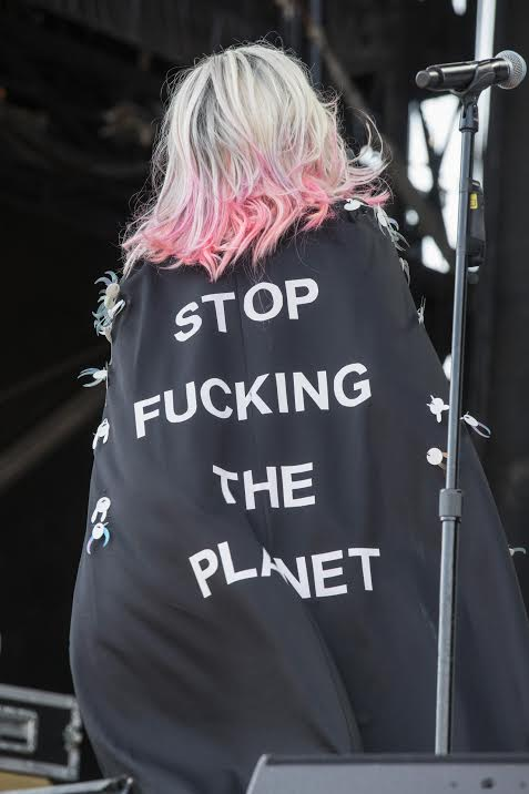 Blondie at Osheaga 2018