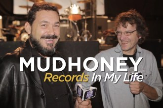 Mudhoney guest on 'Records In My Life'