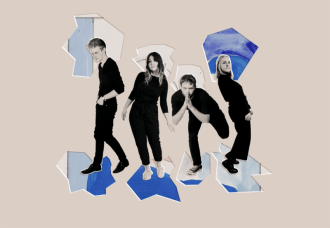 """Crush (It's Late, Just Stay)"" by Yumi Zouma is Northern Transmissions' 'Song of the Day'."