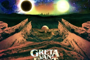 Greta Van Fleet 'Anthem Of The Peaceful Army'