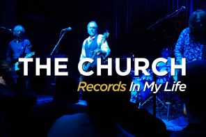 The Church guest on 'Records In My Life'