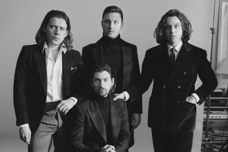 Arctic Monkeys debut 'Warp Speed Chic' directed by Ben Chappell and previously shown as part of their AM:ZM exhibitions, with photographer Zackery Michael