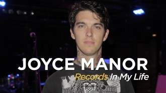 Barry Johnson from Joyce Manor, recently guested on 'Records In My Life.' The band's frontman talked about LPs by Operation Ivy, The Beach Boys and more
