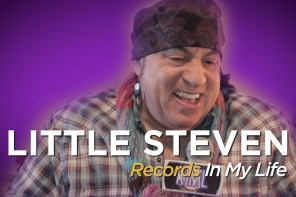 Little Steven Guests on 'Records In My Life'