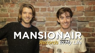 Australian electronica group Mansionair, recently guested on 'Records In My Life.' The guys talked about some of their Favourite LPs by Miles Davis and more