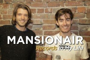 Mansionair Guest on 'Records In My Life'
