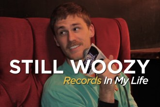 Still Woozy joined 'Records In My Life' backstage at the Biltmore to talk influential artists, his love of electronic music, and recording while touring
