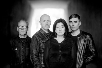 """""""What's Next? by UK supergroup Piroshka (Lush, Elastica, Modern English), is Northern Transmissions' 'Song of the Day.' The track is out via Bella Union"""