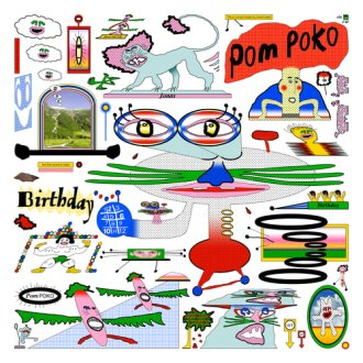 Birthday by Pom Poko album review for Northern Transmissions by Matthew Wardell