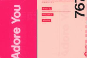 """""""Adore You"""" Jessie Ware"""