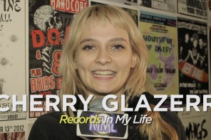 Cherry Glazerr guests on 'Records In My Life'
