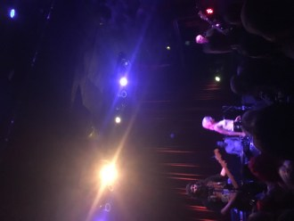 Amyl and the Sniffers live in Vancouver. Martin Alldred reviewes the Australian punk band's March 19th show at the Fox Cabaret