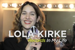 Lola Kirke guests on 'Records In My Life'