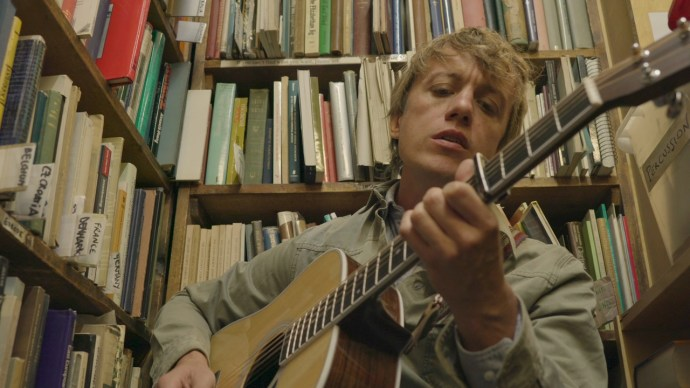 "Steve gunn has released a video for ""Vagabond."" The singer/songwriter is currently touringbehindthe track, playing his next show March12th in Amsterdam, NL"