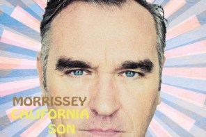 "Morrissey drops single ""Morning Starship"""