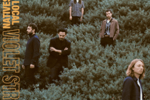 'Violet Street by 'Local Natives, album review by Matthew Wardell for Northern Transmissions