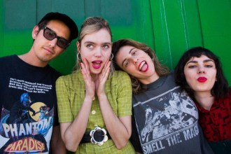 """Suicide Squeeze, have signed Los Angeles band The Paranoyds. They will will release a 7-inch this summer. """"Hungry Sam"""" / """"Trade Our Sins"""" will be out 7/12"""