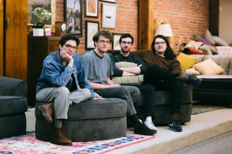 Versing interview with Northern Transmissions