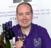 John Callow DipWSET, Lead Educator at Northern Wine School