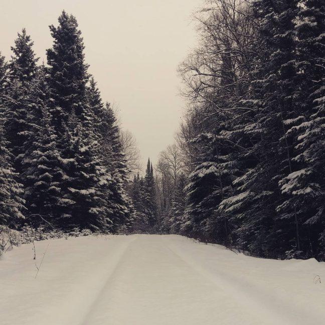 Winter in Northern Minnesota