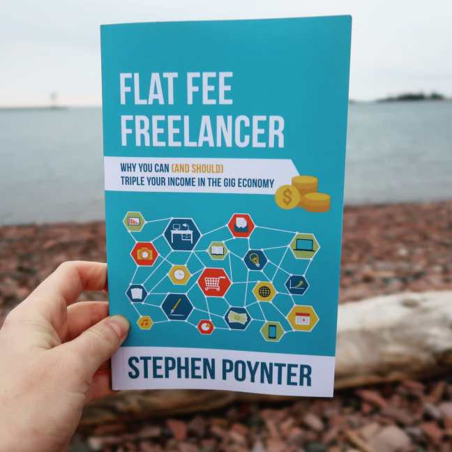 Flat Fee Freelancer cover