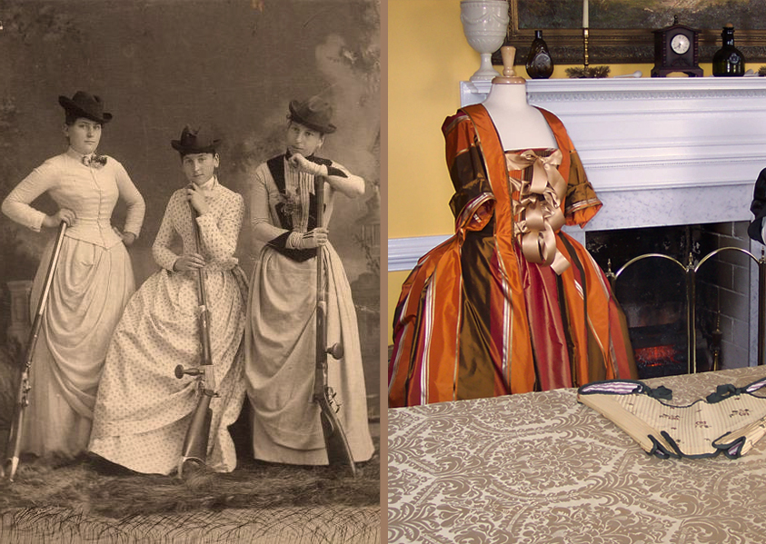 Fashion and Firearms – Northern York County Historical and