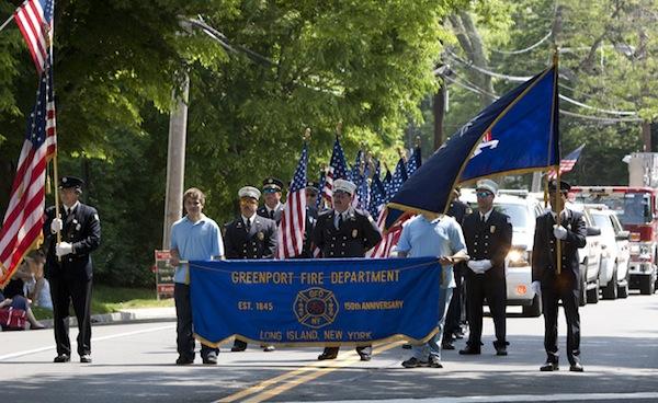 Greenport Memorial Day Parade