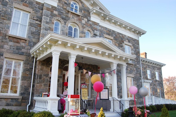 Photo by Vera Chinese | Brecknock Hall will host the Southold Historical Society's 10th Annual Summer Gala on Saturday July 13.