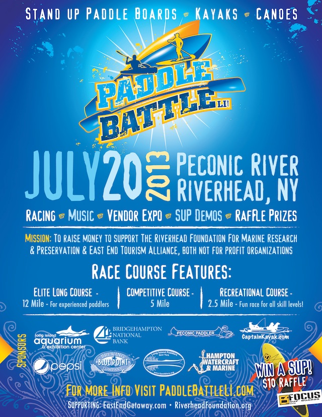 paddle battle riverhead