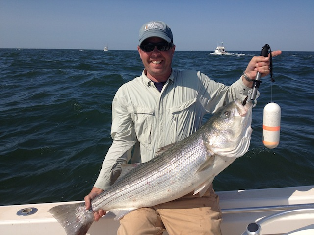 north fork fishing report