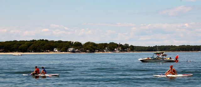 shelter island crescent beach