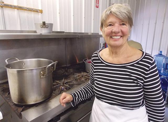chef column john ross meatball recipe