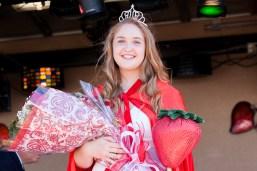 2016 Mattituck Strawberry Queen Joy Davis.