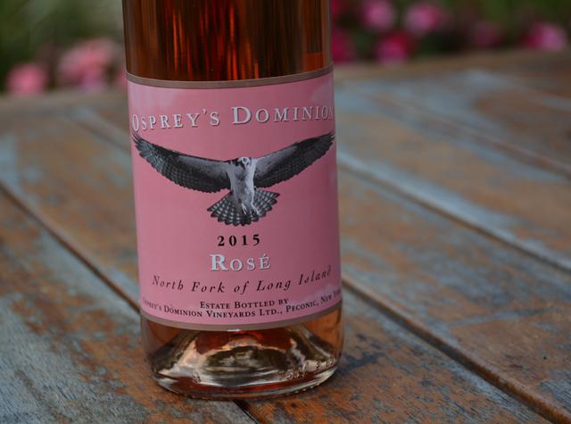 Osprey's Dominion Rosé