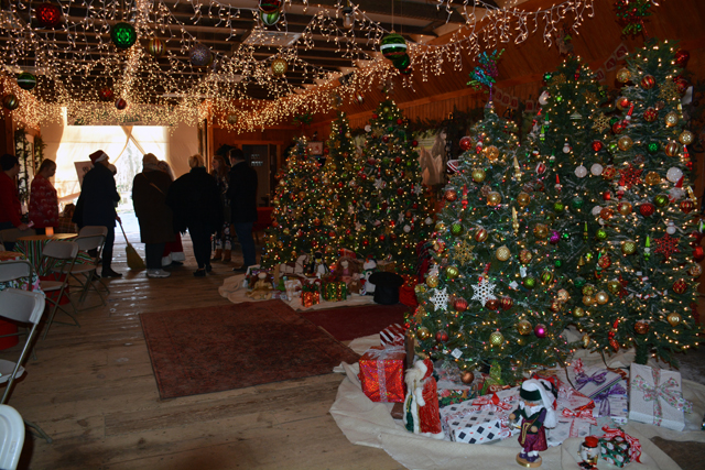 Spirit's Promise holiday wonderland