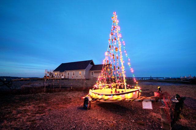 New Suffolk holiday sailboat