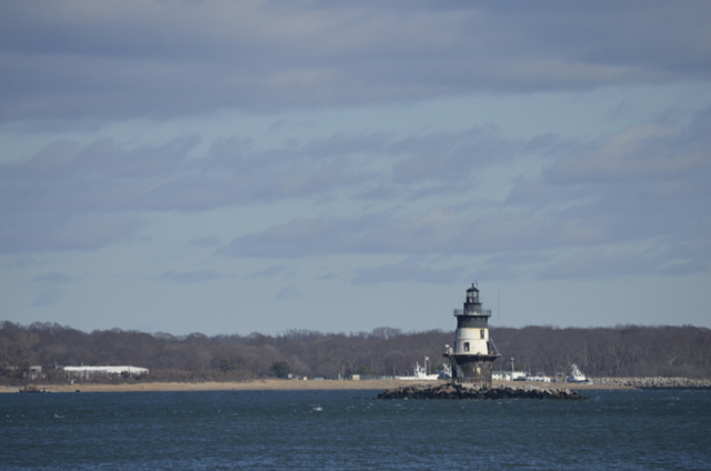 The Coffee Pot Lighthouse