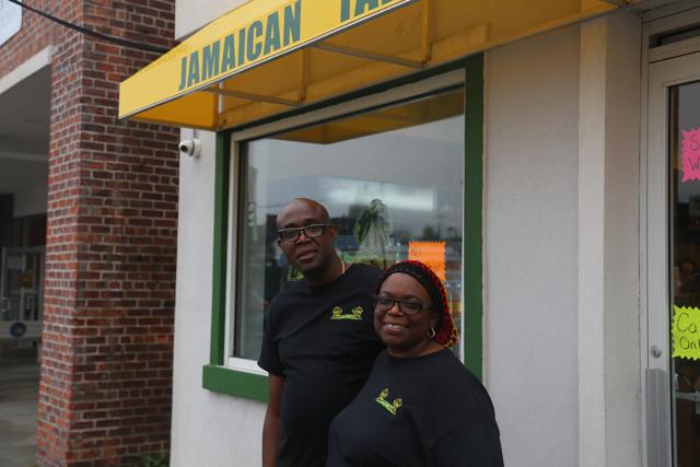 Jamaican food Riverhead
