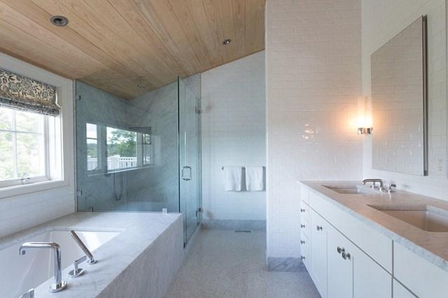 Elizabeth Dow Shelter Island master bath full room