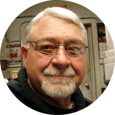 Auto Technician Al Doering, Owner of North Freedom Car Repair