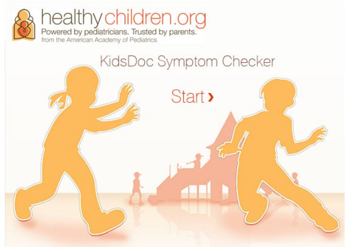 https://www.healthychildren.org/English/tips-tools/Symptom-Checker/Pages/default.aspx