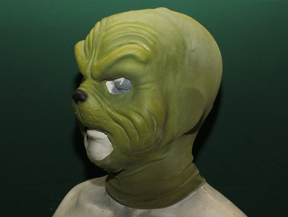 Gallery Northfur FX Latex Prosthetic Faces