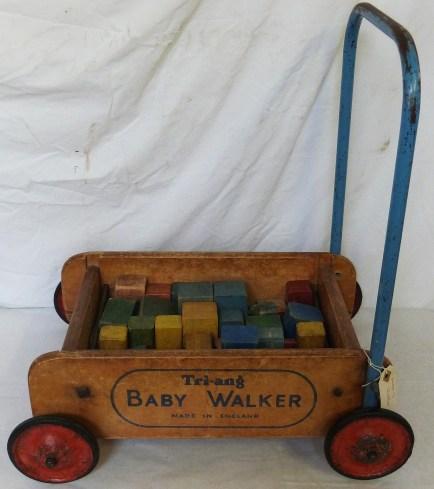 Tri-ang Baby Walker