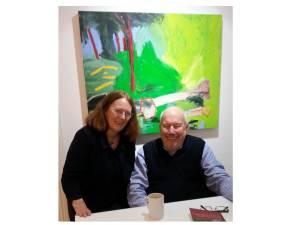 Richard Smith and RA 20 May 2014