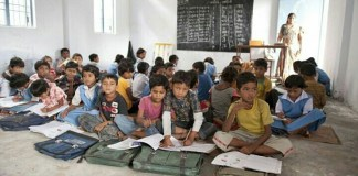 Primary Education, Government Schools