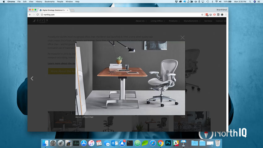 Gallery Image - Raven Studio